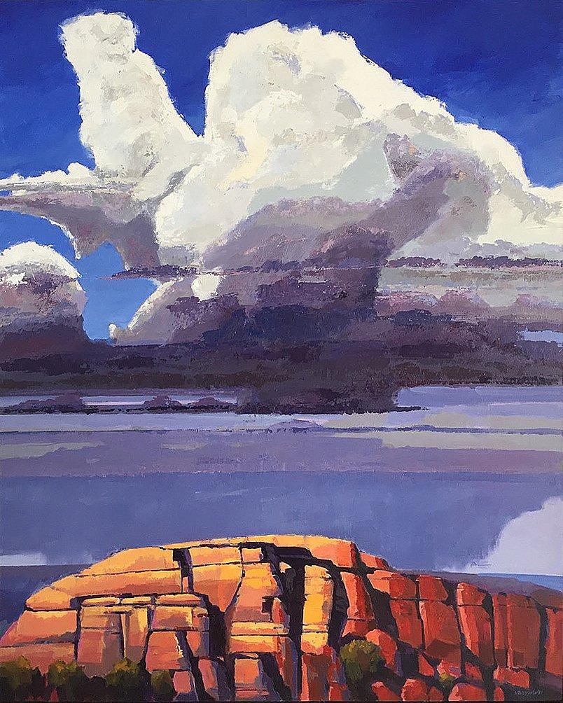 Desert Thundercloud